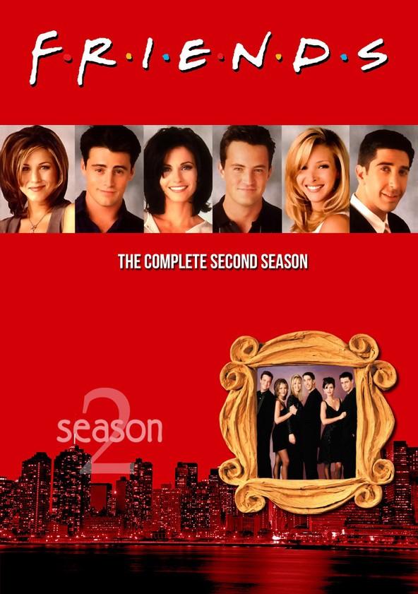 Friends – Season 2